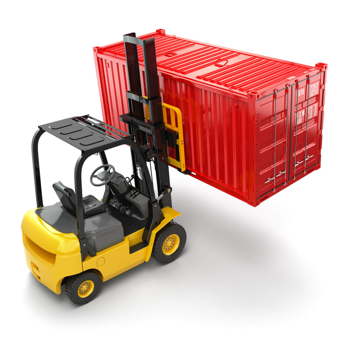 Container Forklifts Singapore Container Handlers For
